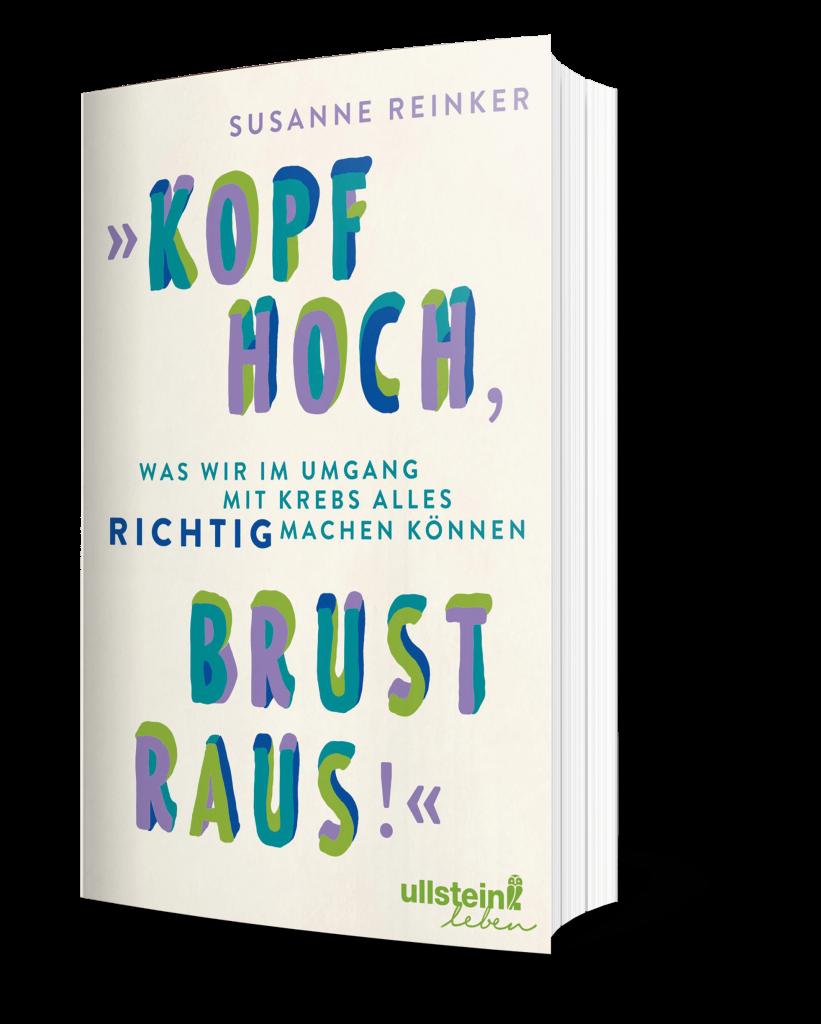 "Cover ""Kopf hoch, Brust raus!"""