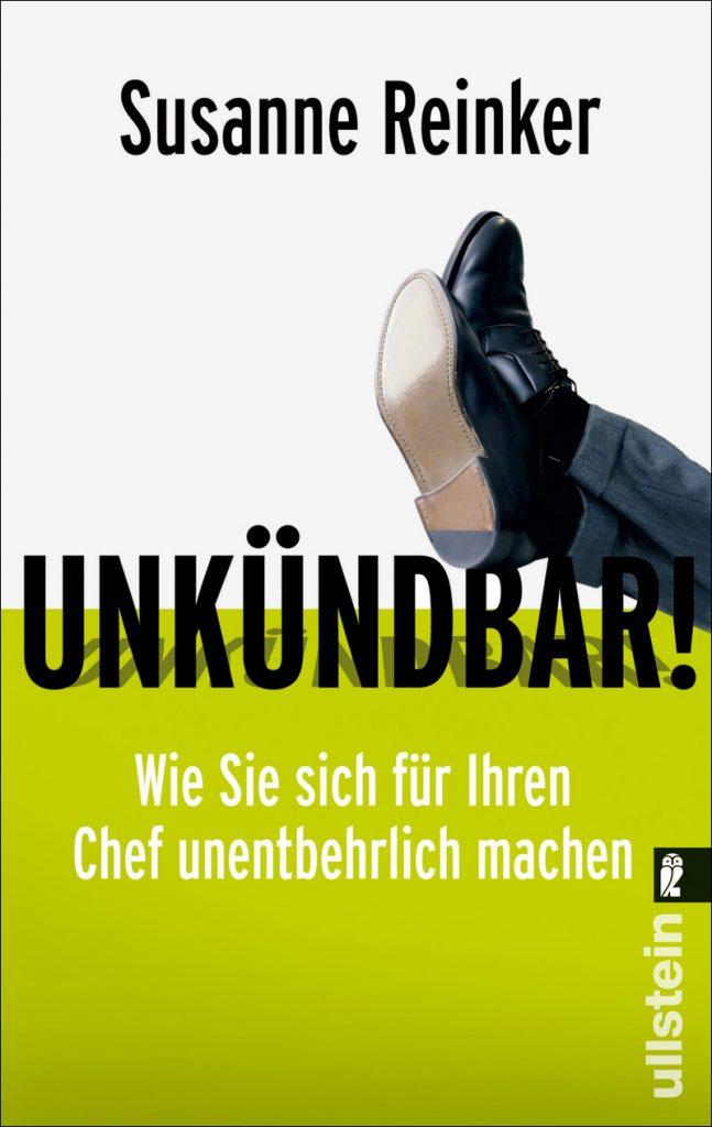 Buchcover Unkündbar!